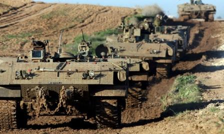 Invasión de Gaza