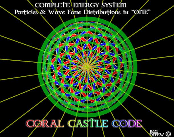 Coral Castle-Particles